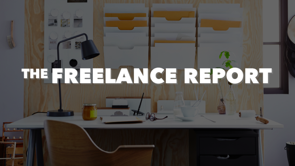 the freelance report