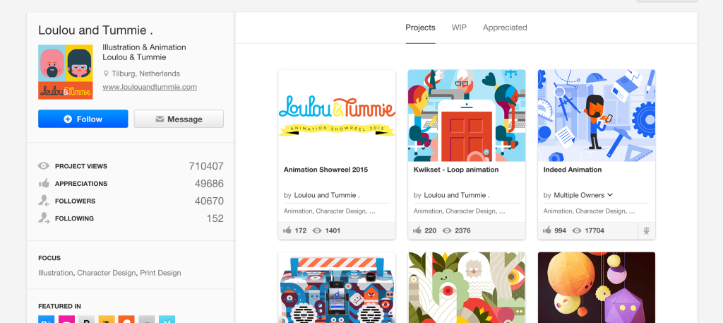 loulou and tummie design portfolio