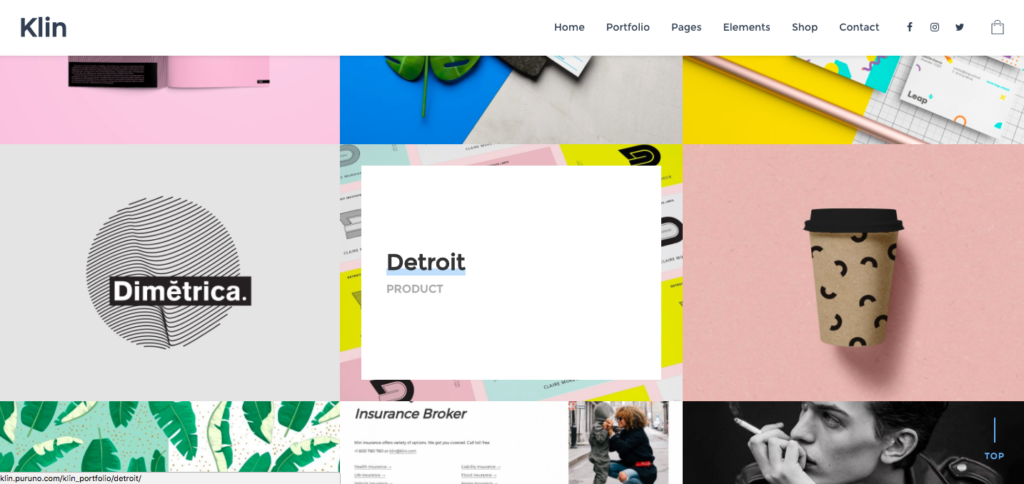 Popolare 20 Stunning design portfolios you MUST see before (re)designing yours XX72