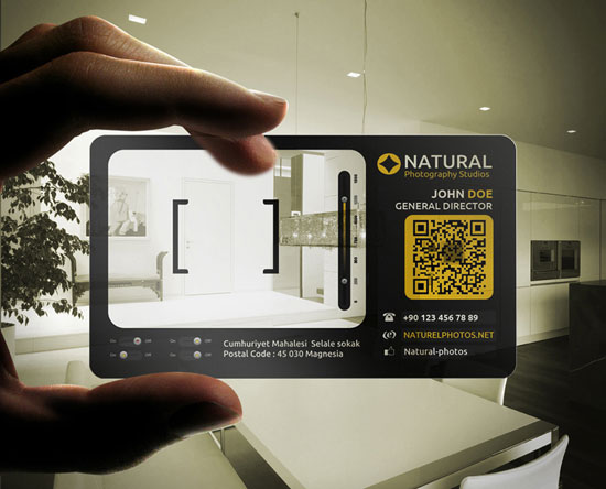 23 cool examples of transparent business cards how to win 250 transparent business cards colourmoves