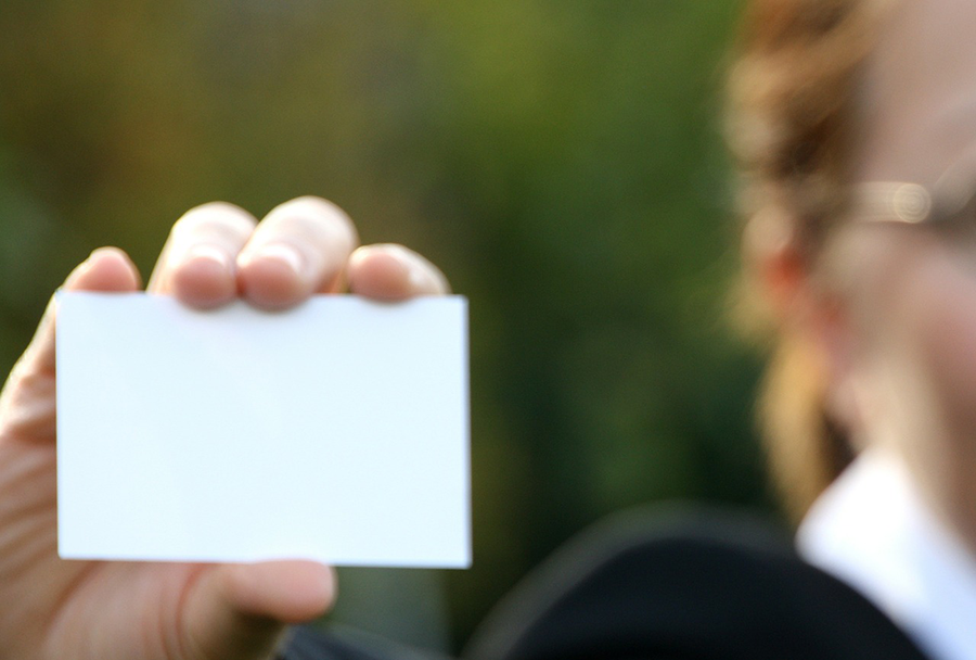Stand out from your competition with unique high quality business cards colourmoves
