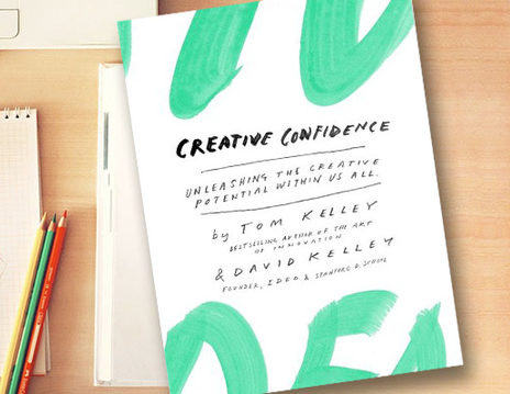 Creative-confidence gift ideas books