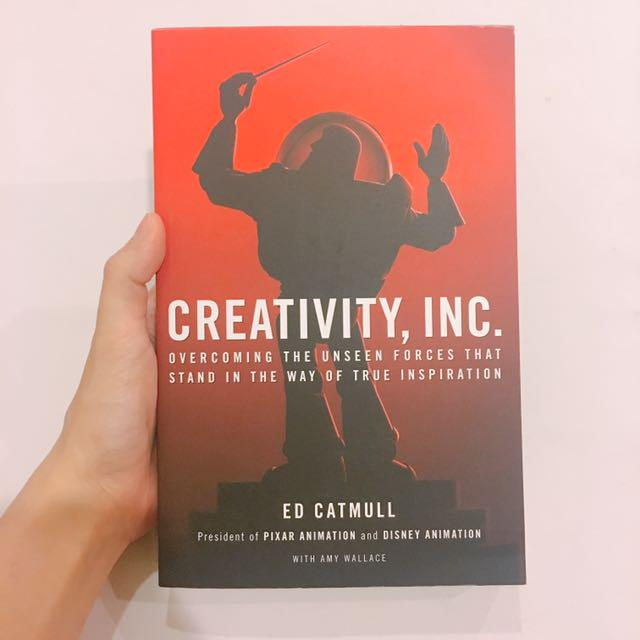 creativity inc book gift