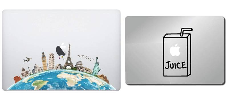 laptop decals for creative people