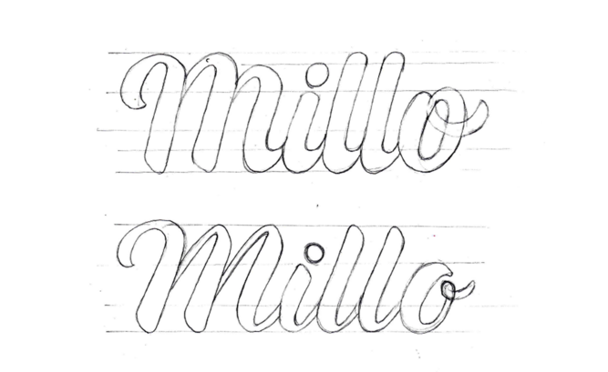 millo outlines