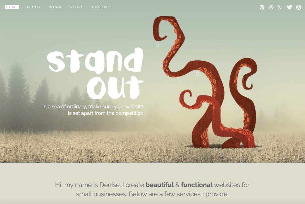 20+ Graphic design portfolios you've gotta see (for major