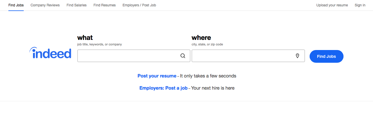 Freelance Job Sites - Indeed