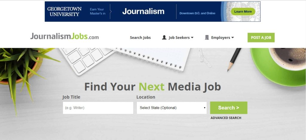 Freelance Job Sites - Journalism Jobs