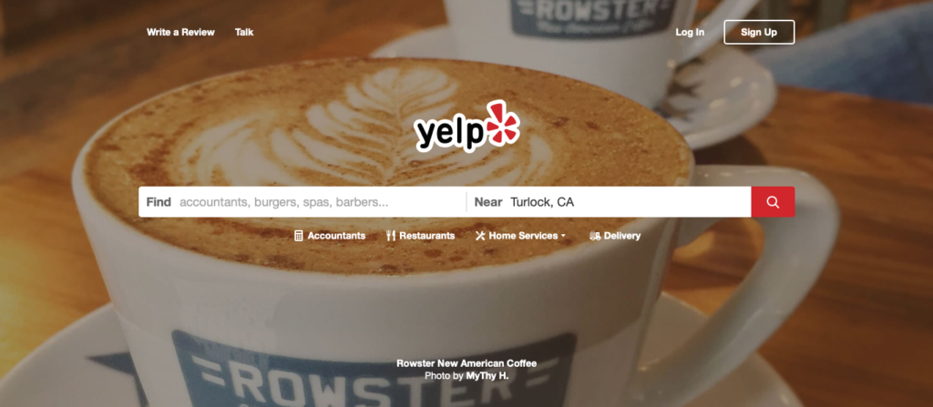 Freelance Job Sites - Yelp