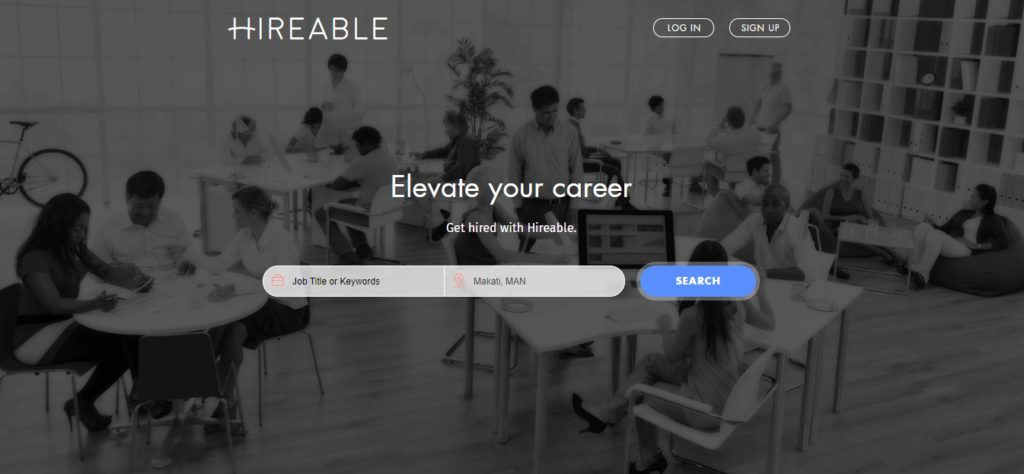 Freelance Job Sites - Hireable
