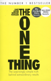 best business books - the one thing