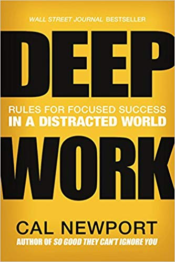 best business books - deep work