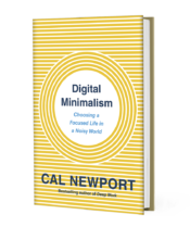 best business books - digital minimalism