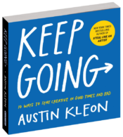 best business books - keep going