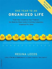 best business books - one year to an organized life
