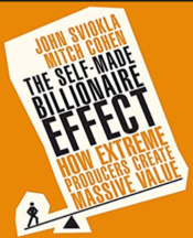 best business books - the self-made billionaire effect
