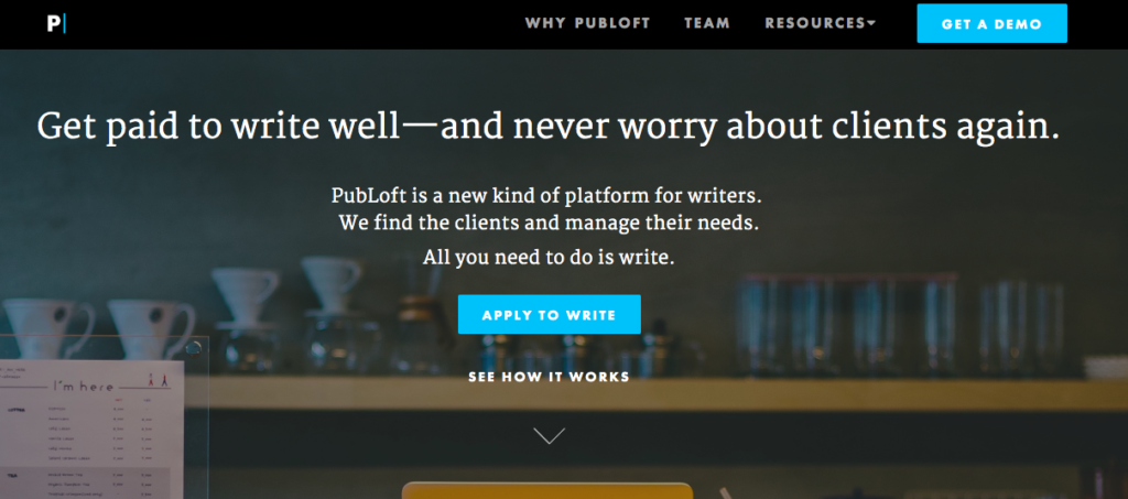 Freelance Writing Jobs for Beginners on Publoft