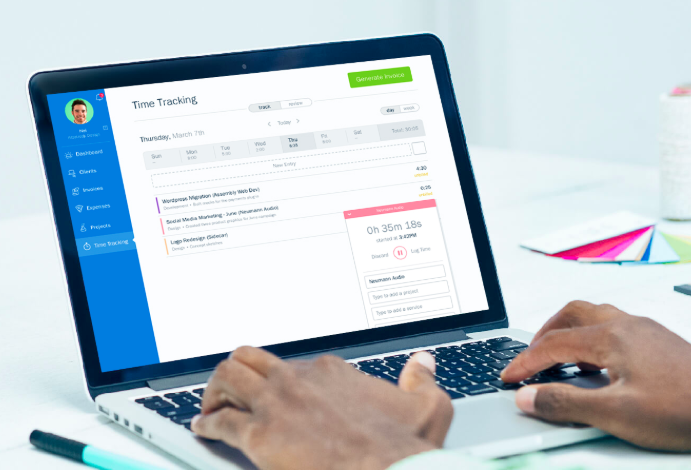 Tracking Time on Freshbooks vs Quickbooks
