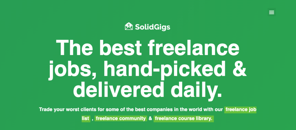 independent contractor jobs sites - solidgigs