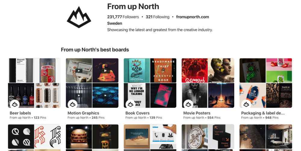 graphic design blogs - from up north