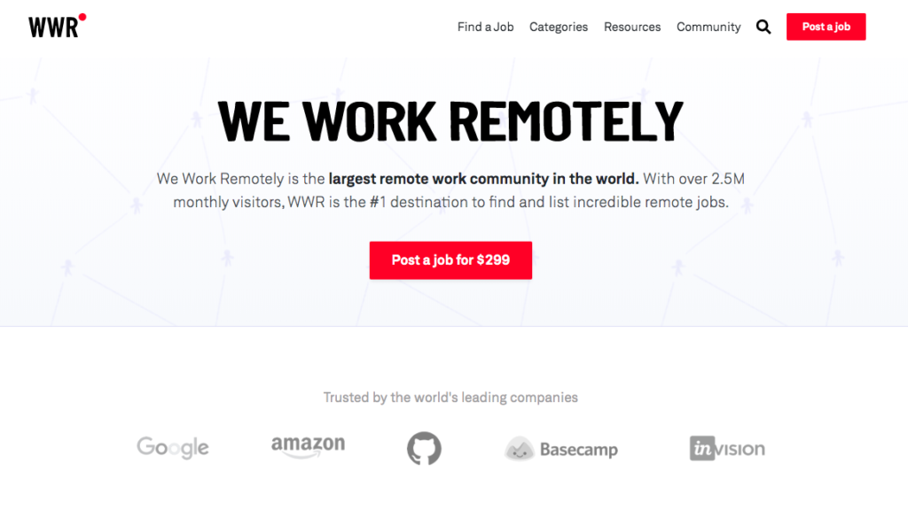 we work remotely for finding freelance writing jobs for beginners