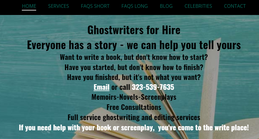 ghostwriting jobs sites - thebestghostwriters