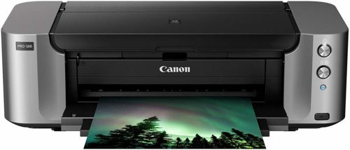 best printer for graphic design - canon pixma pro-100