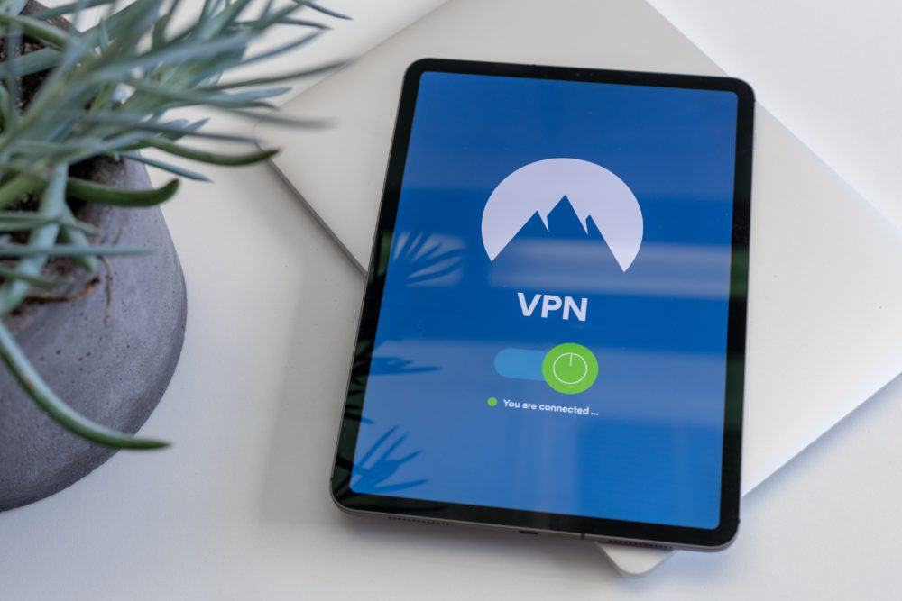 protect your data - vpn