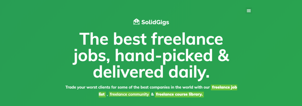 Creative writing jobs - solidgigs