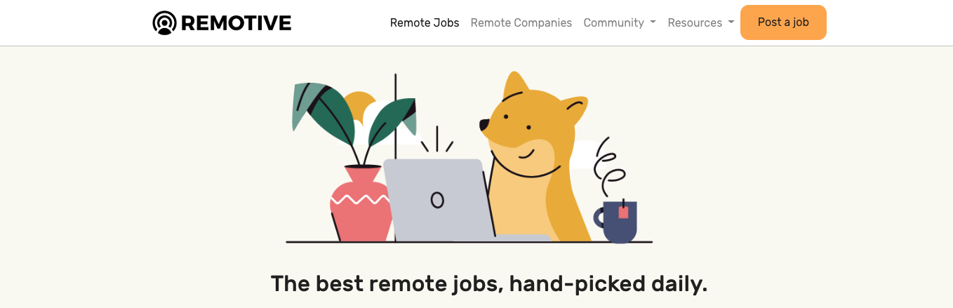 remote editing jobs - remotive