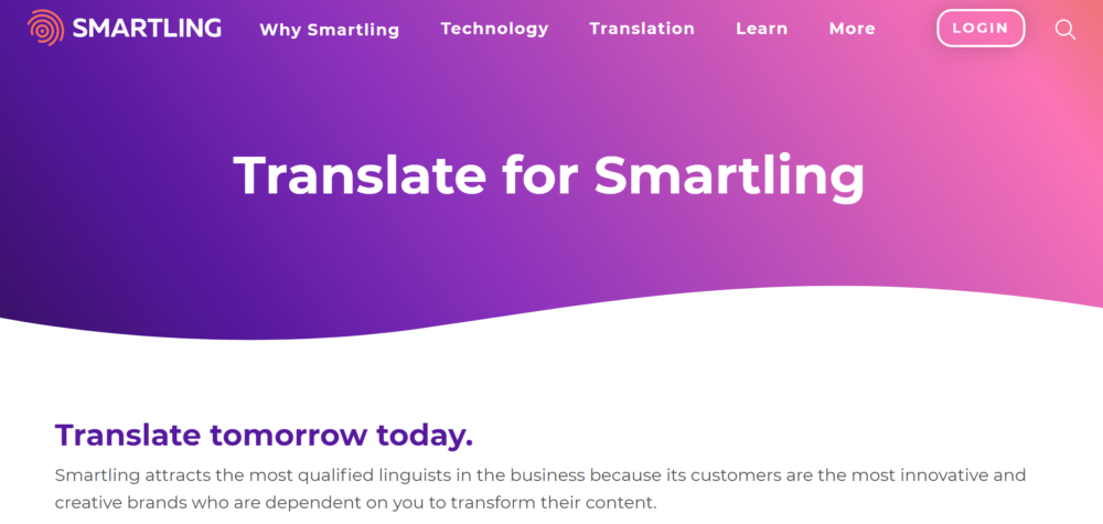 freelance translation jobs - smartling