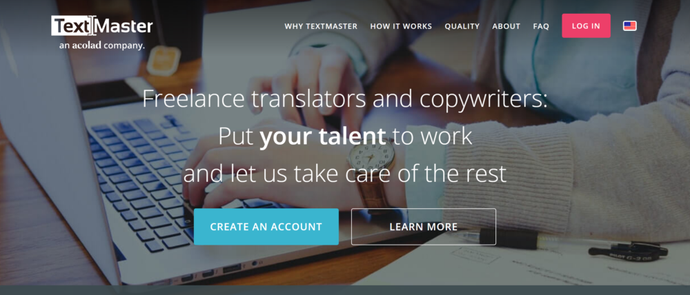 freelance translation jobs - textmaster