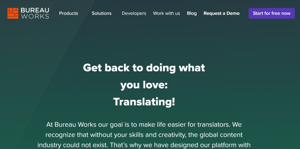 freelance translation jobs - bureau works