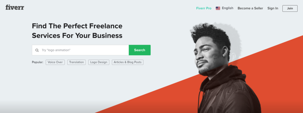 freelancing bookkeeping job sites - fiverr