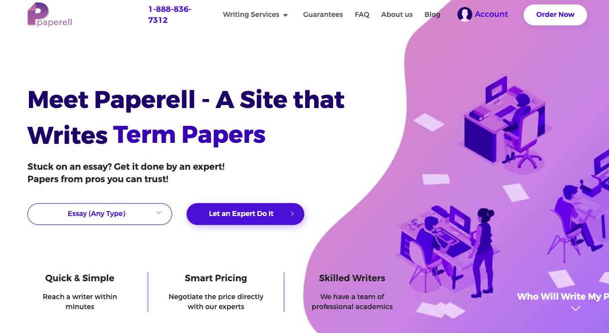 best freelance websites - paperell