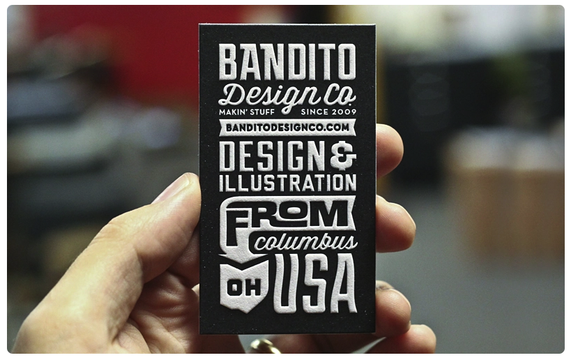 freelance business cards