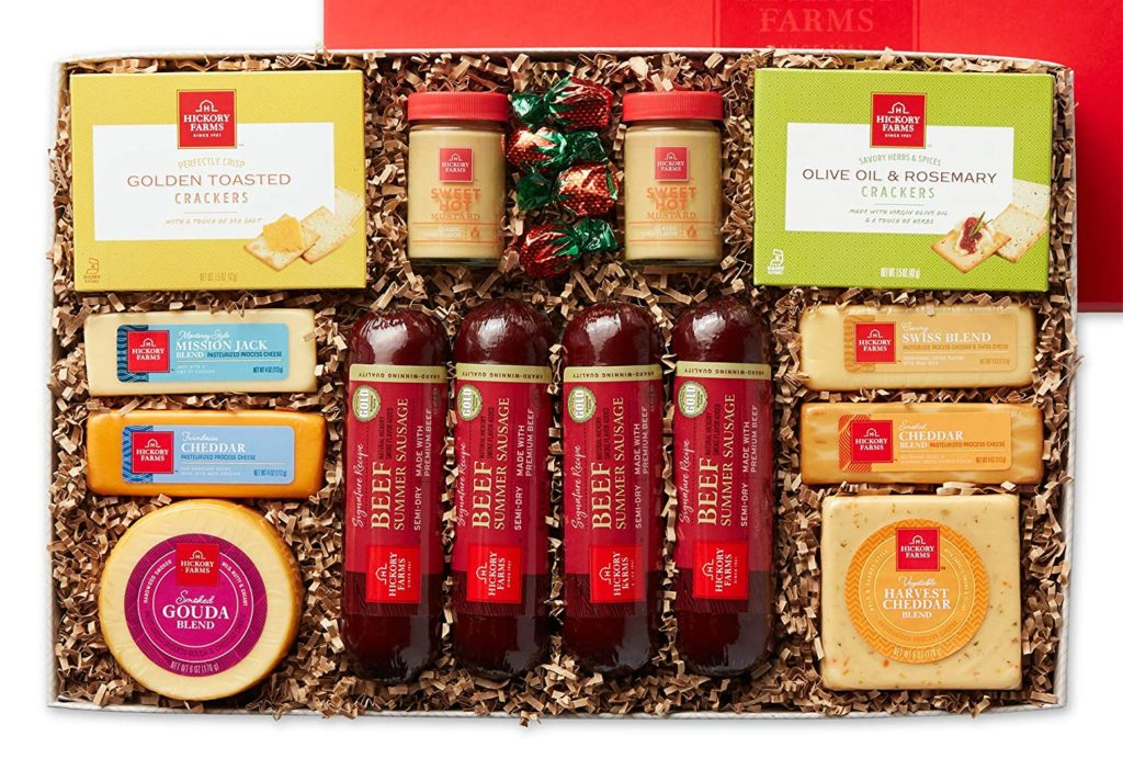 Hickory Farms Client Gifts