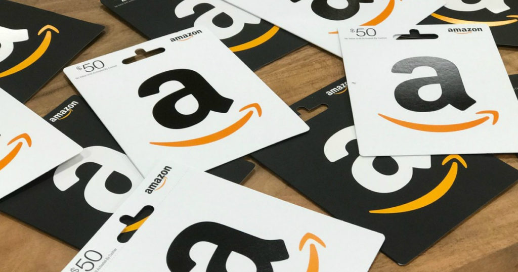 amazon-gift-card for client gifts