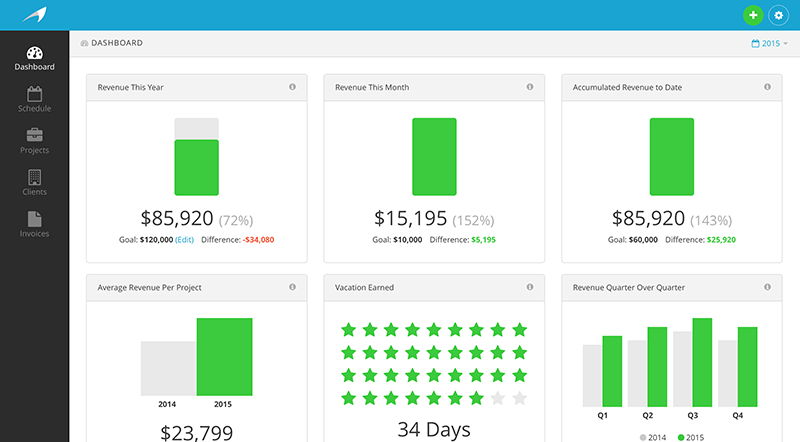 harpoon accounting software for freelancers