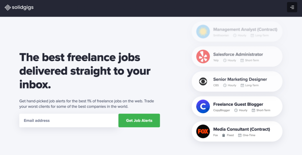 Remote Marketing Jobs - solid gigs