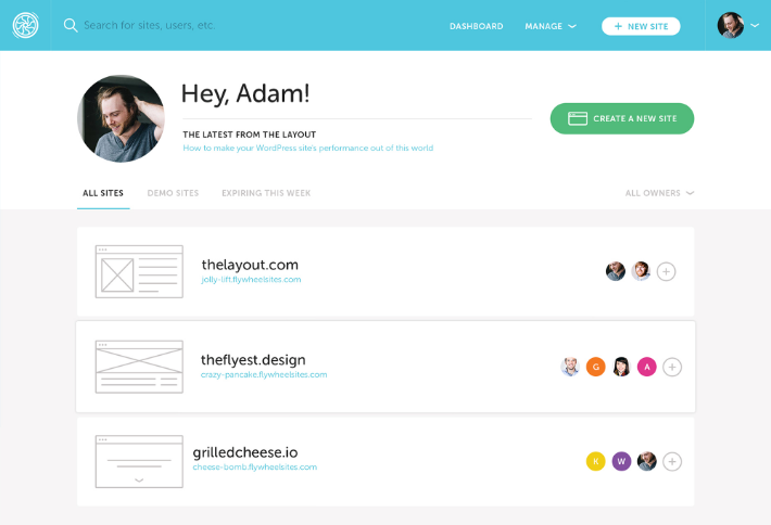 tools for freelancers flywheel